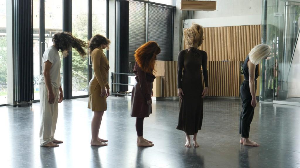 Doris Boerman A Choreographic Interpretation of a Sculpture